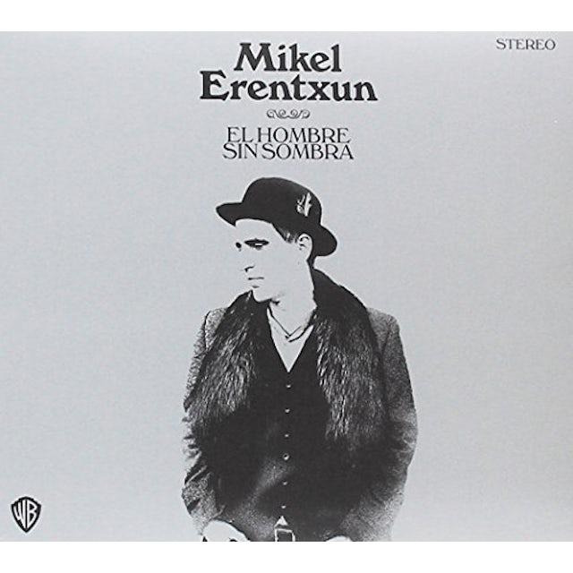 Mikel Erentxun EL HOMBRE SIN SOMBRA / LIVE AT THE ROXY CD