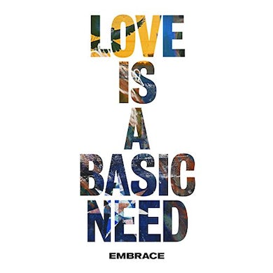 Embrace LOVE IS A BASIC NEED CD