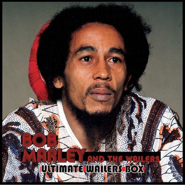 Bob Marley ULTIMATE WAILERS BOX Vinyl Record Box Set
