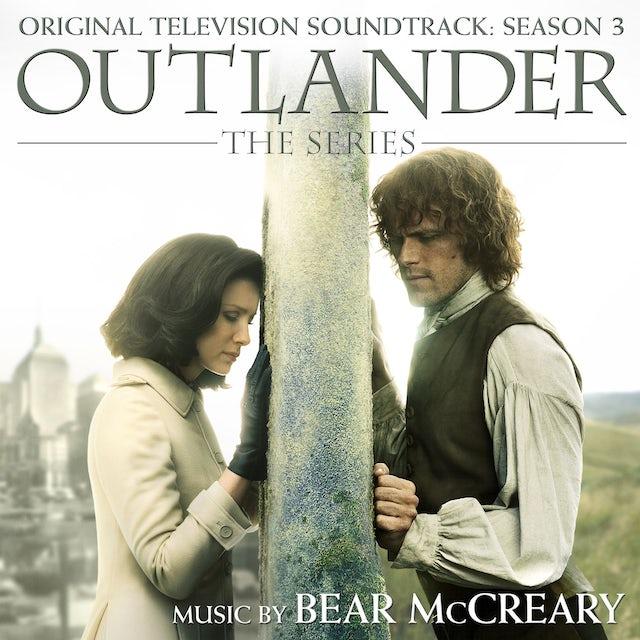 Bear McCreary OUTLANDER: SEASON 3 - Original Soundtrack CD