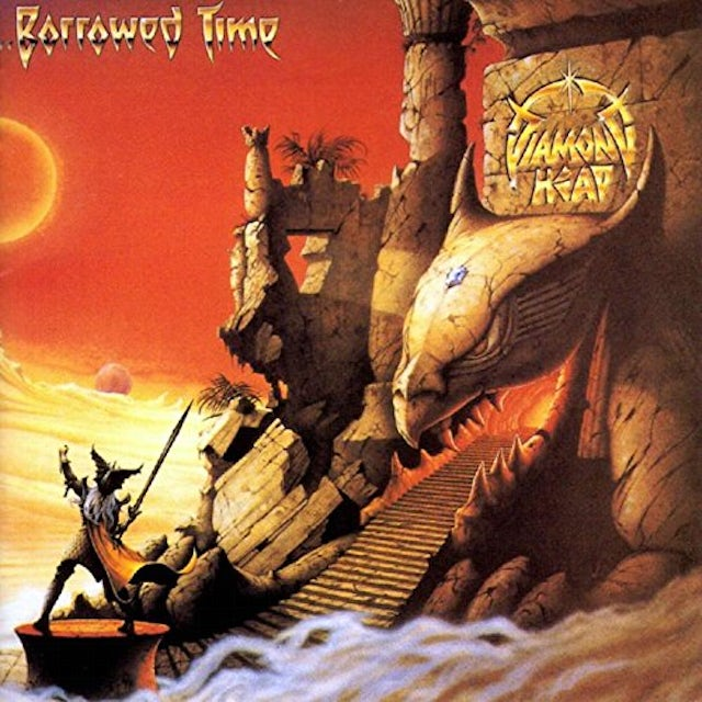 Diamond Head BORROWED TIME CD