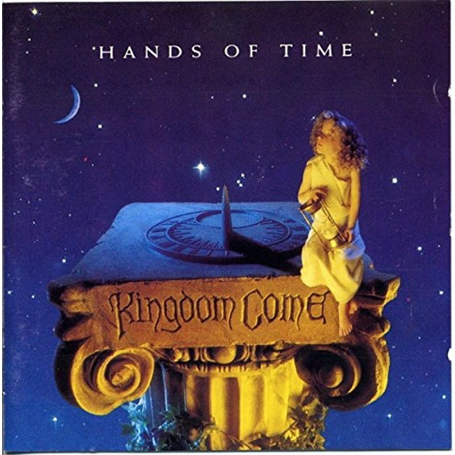 Kingdom Come HANDS OF TIME CD
