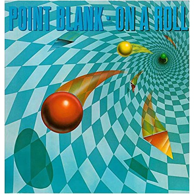 Point Blank ON A ROLL CD