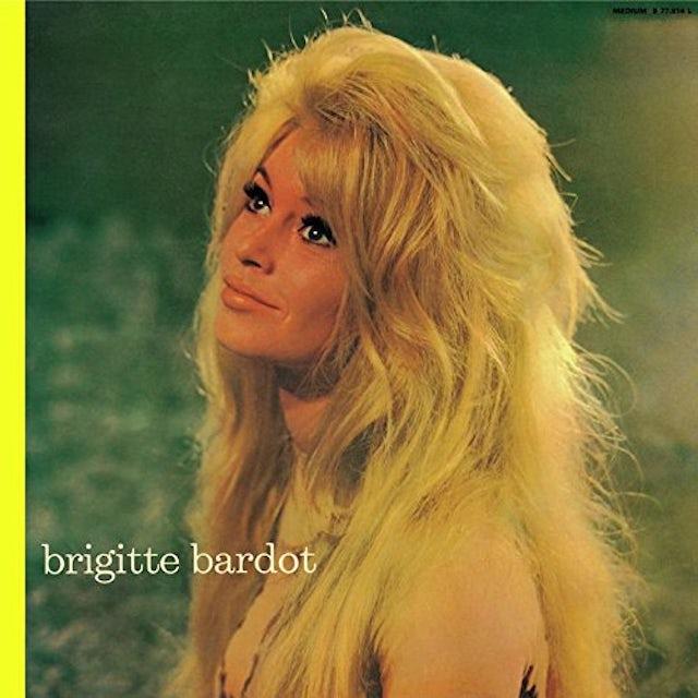 Brigitte Bardot SINGS CD