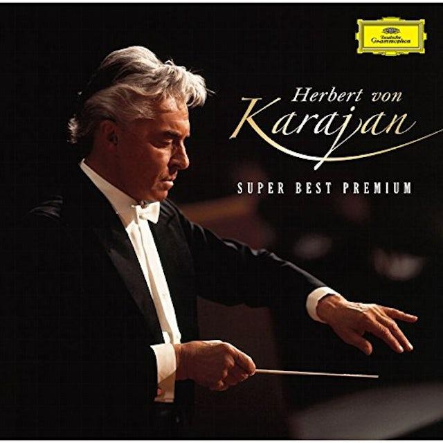 Herbert Von Karajan KARAJAN SUPER BEST PREMIUM CD