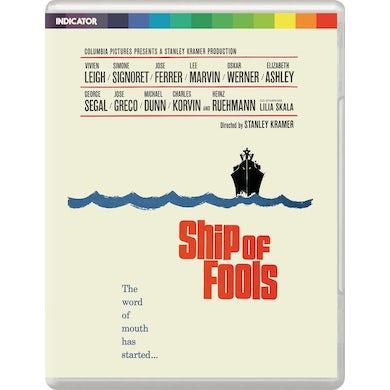 SHIP OF FOOLS (1965) Blu-ray