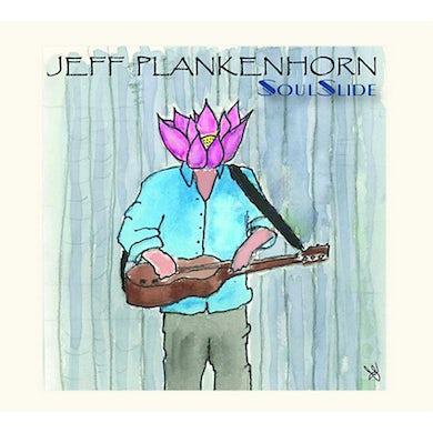 Jeff Plankenhorn SOULSLIDE CD