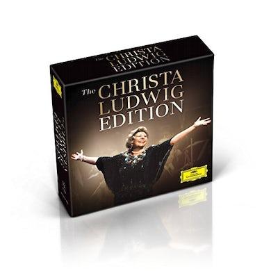 Christa Ludwig EDITION CD