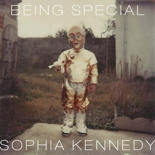 Sophia Kennedy BEING SPECIAL Vinyl Record