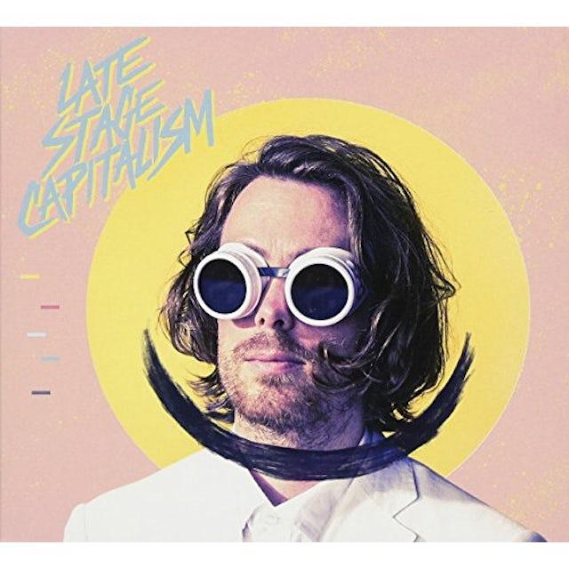 Jeremy Messersmith LATE STAGE CAPITALISM CD