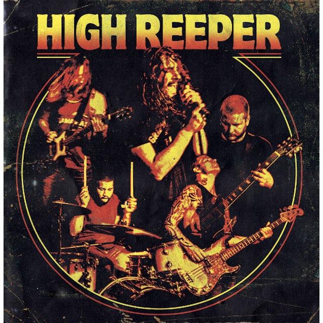 High Reeper CD