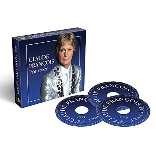 Claude François FOR EVER CD