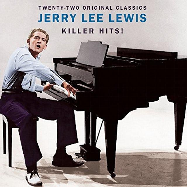 Jerry Lee Lewis KILLER HITS CD