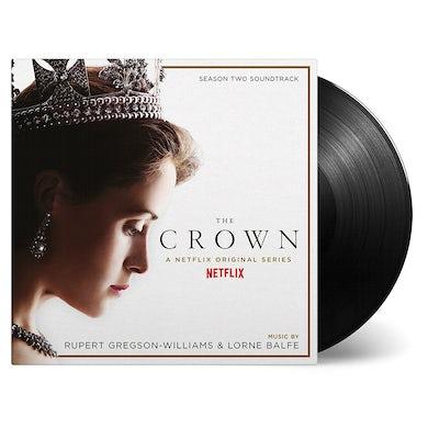 Rupert Gregson-Williams THE CROWN: SEASON 2 / Original Soundtrack Vinyl Record
