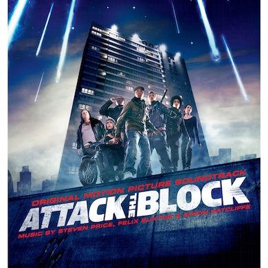 Steven Price ATTACK THE BLOCK / Original Soundtrack Vinyl Record