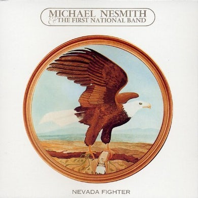 Michael Nesmith NEVADA FIGHTER Vinyl Record