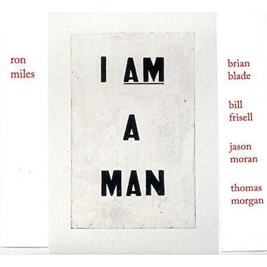 Ron Miles I AM A MAN Vinyl Record
