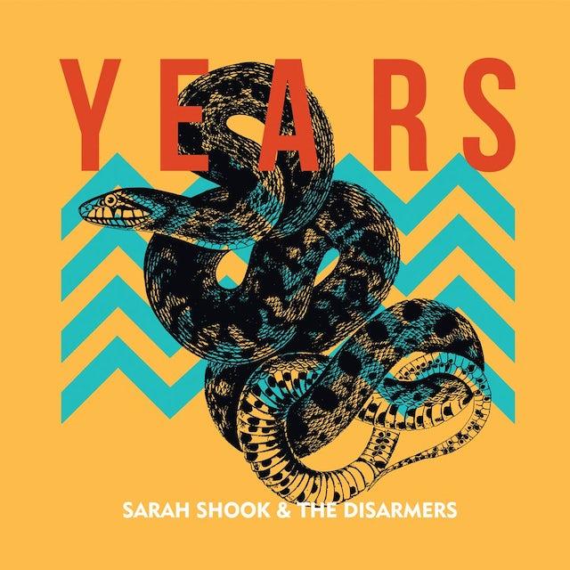 Sarah Shook & The Disarmers YEARS CD