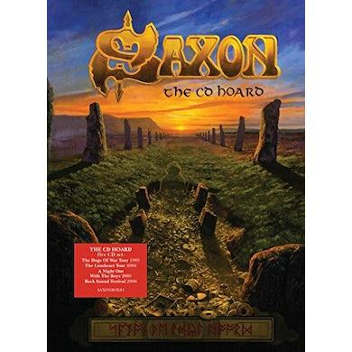 Saxon CD HOARD CD