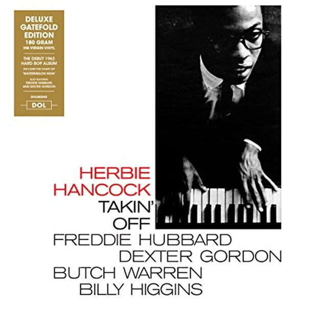 Herbie Hancock TAKIN OFF Vinyl Record