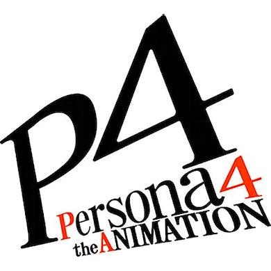 Game Music PERSONA4: ANIMATION SERIES / Original Soundtrack CD