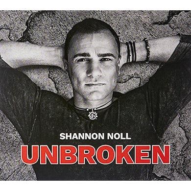 Shannon Noll UNBROKEN CD