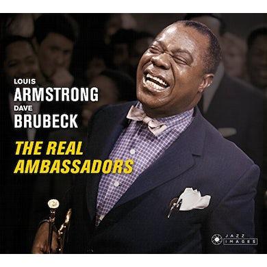 Louis Armstrong REAL AMBASSADORS CD