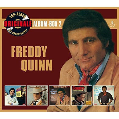 Freddy Quinn ORIGINAL ALBUMS VOL 2 CD