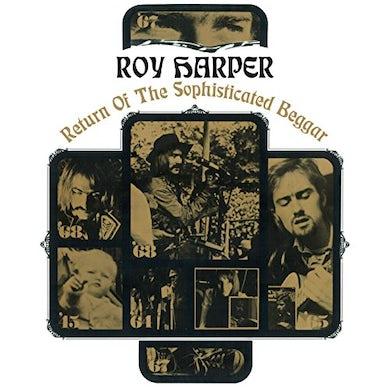 Roy Harper RETURN OF THE SOPHISTRICATED BEGGAR CD