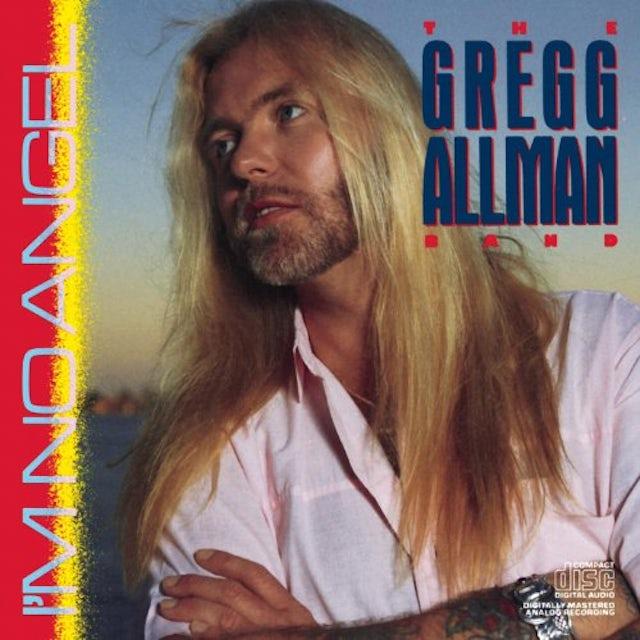 Gregg Allman I'M NO ANGEL CD