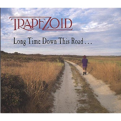Trapezoid LONG TIME DOWN THIS ROAD CD