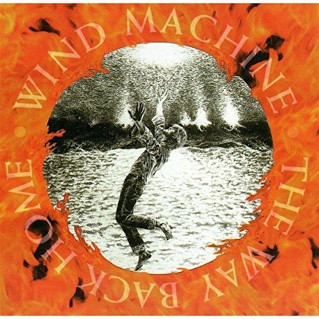 Wind Machine WAY BACK HOME CD