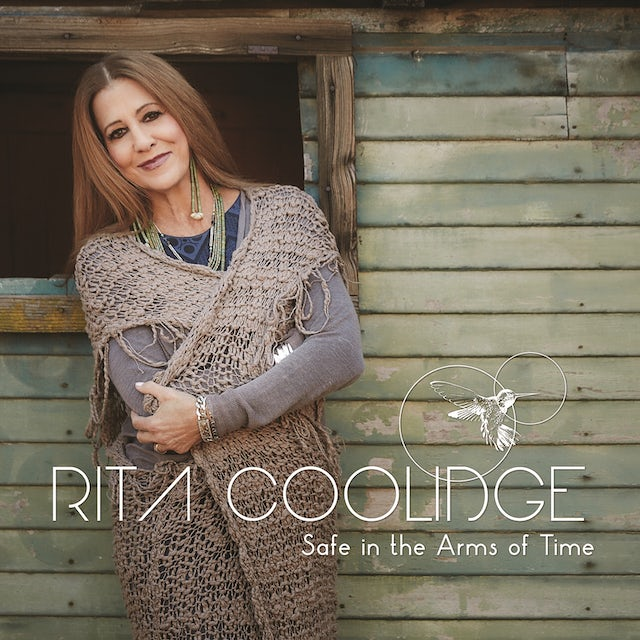 Rita Coolidge SAFE IN THE ARMS OF TIME Vinyl Record