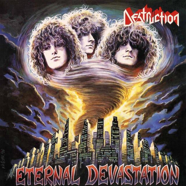 Destruction ETERNAL DEVASTATION CD
