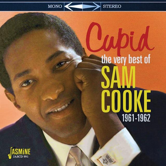 Sam Cooke CUPID CD