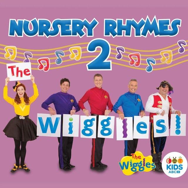 Wiggles NURSERY RHYMES 2 CD