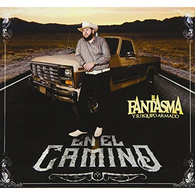 FANTASMA EN EL CAMINO CD