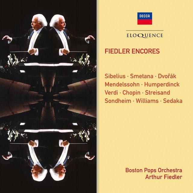 Arthur Fiedler FIEDLER ENCORES CD