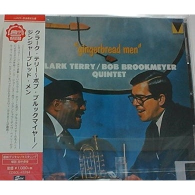 Clark Terry GINGERBREAD MAN CD