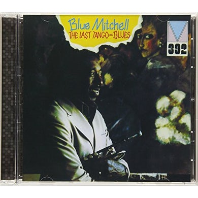 Blue Mitchell LAST TANGO = BLUES CD