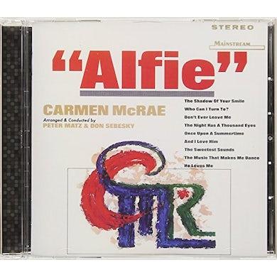 Carmen McRae ALFIE CD
