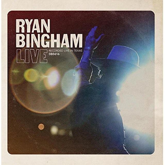 Ryan Bingham LIVE CD