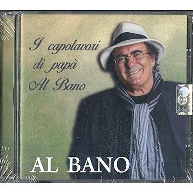 Al Bano I CAPOLAVORI DI PAPA ALBANO CD