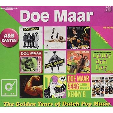 Doe Maar GOLDEN YEARS OF DUTCH POP MUSIC CD