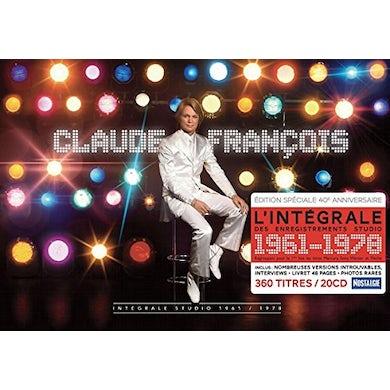 Claude François INTEGRALE 1961-1978 CD