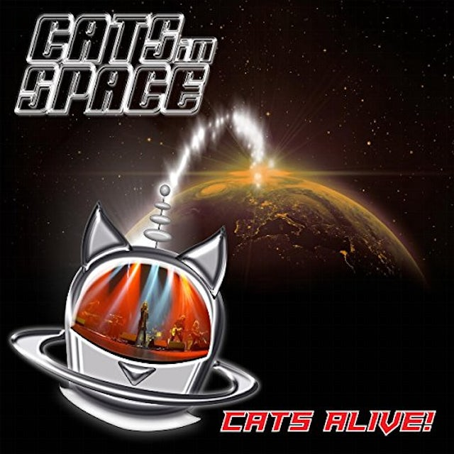 CATS IN SPACE CATS ALIVE CD