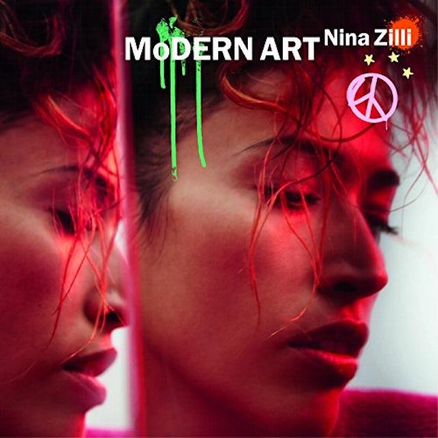 Nina Zilli MODERN ART (SANREMO EDITION) CD