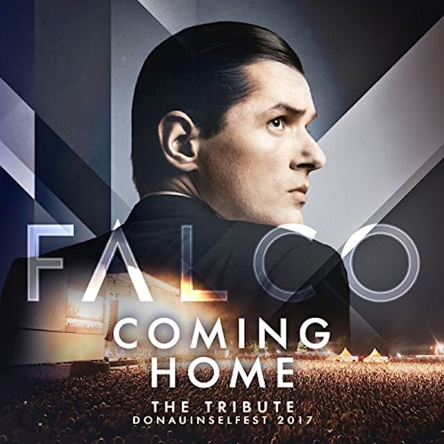 Falco COMING HOME: THE TRIBUTE DONAUINS CD