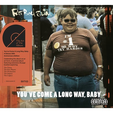 Fatboy Slim YOU'VE COME A LONG WAY BABY CD
