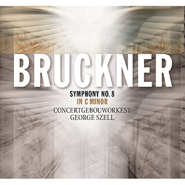 Bruckner SYMPHONY 8 IN C MINOR CD